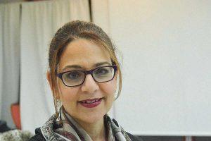 סימה פרי. צילום פרטי