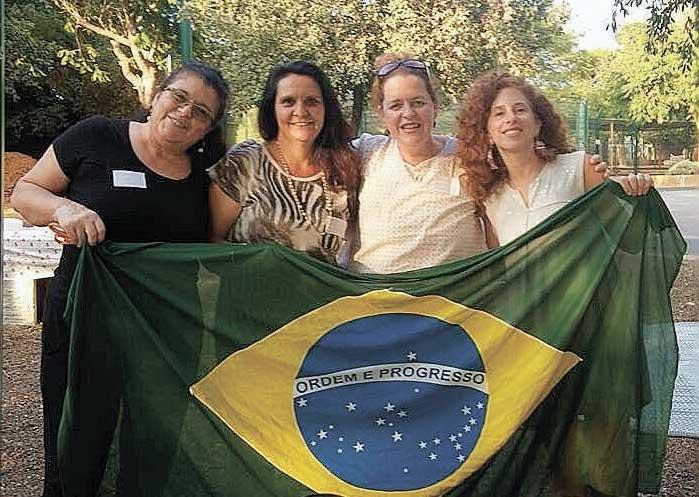 קבוצת העולים מברזיל