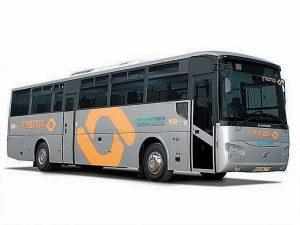 אוטובוס של מטרופולין צילום עינב רימון