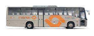 אוטובוס מטרופולין.צילום תומר פדר