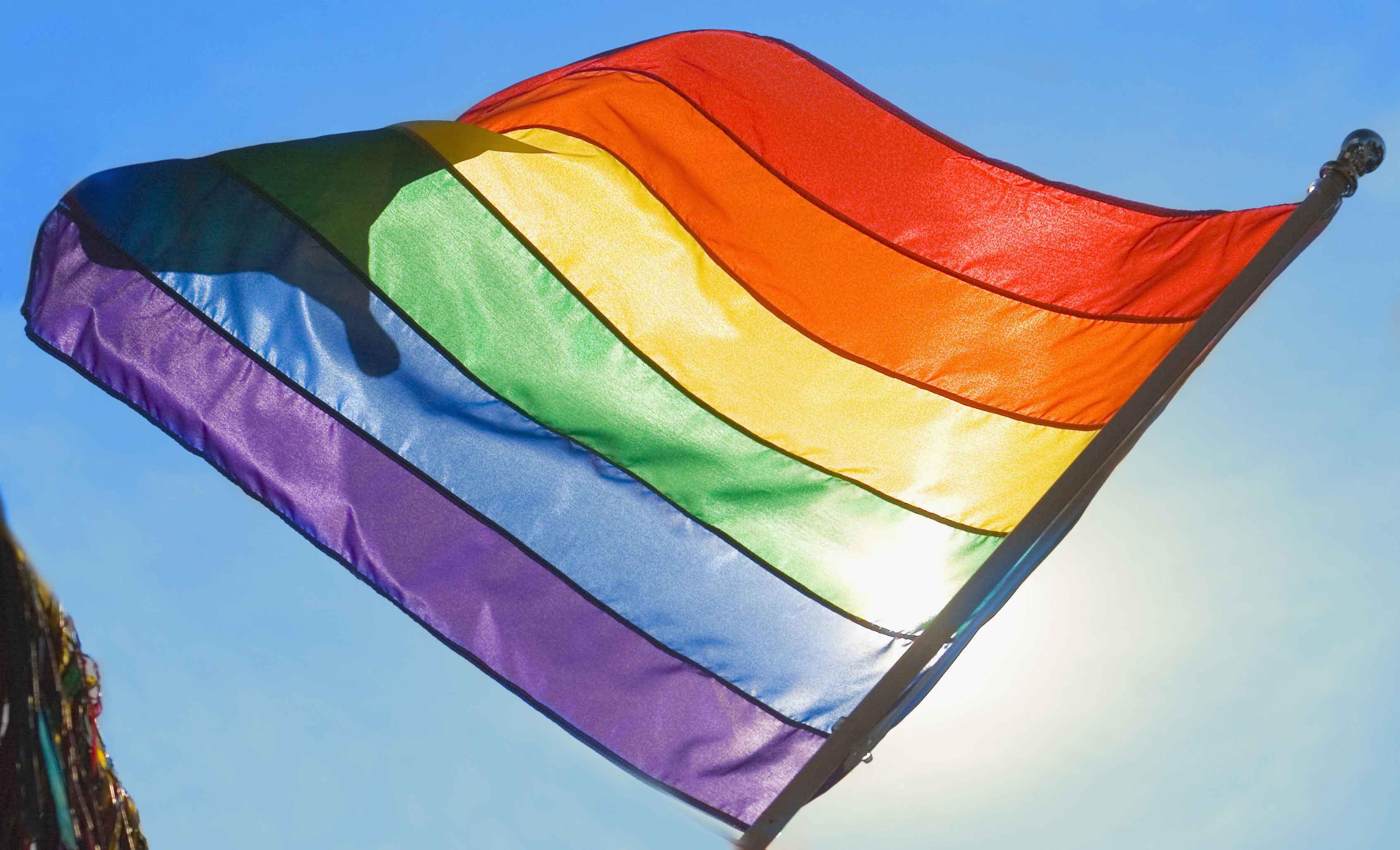 דגל הגאווה צילום א.ס.א.פ קריאייטיב/INGIMAGE