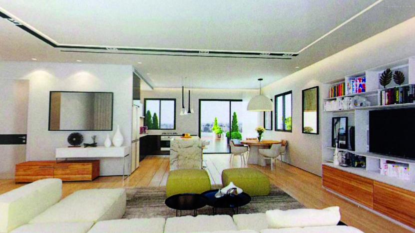 הצעת השבוע: דירת ארבעה חדרים ברעננה