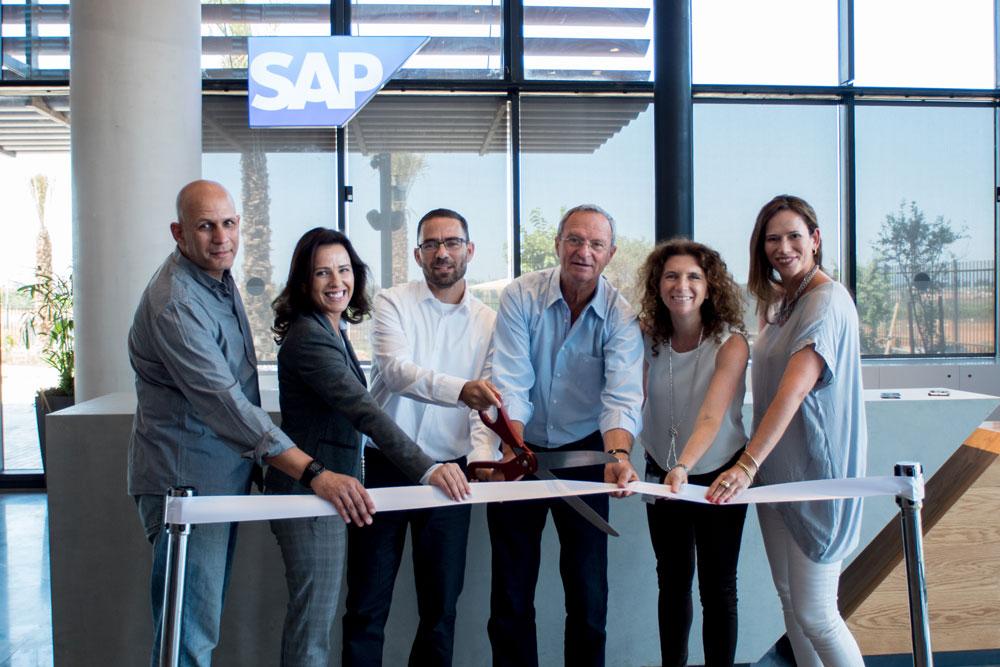 מנהל פרויקטים באזור SAP EMEA צילום אורן אגמי