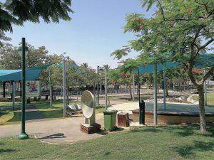 פארק רעננה צילום עזרא לוי