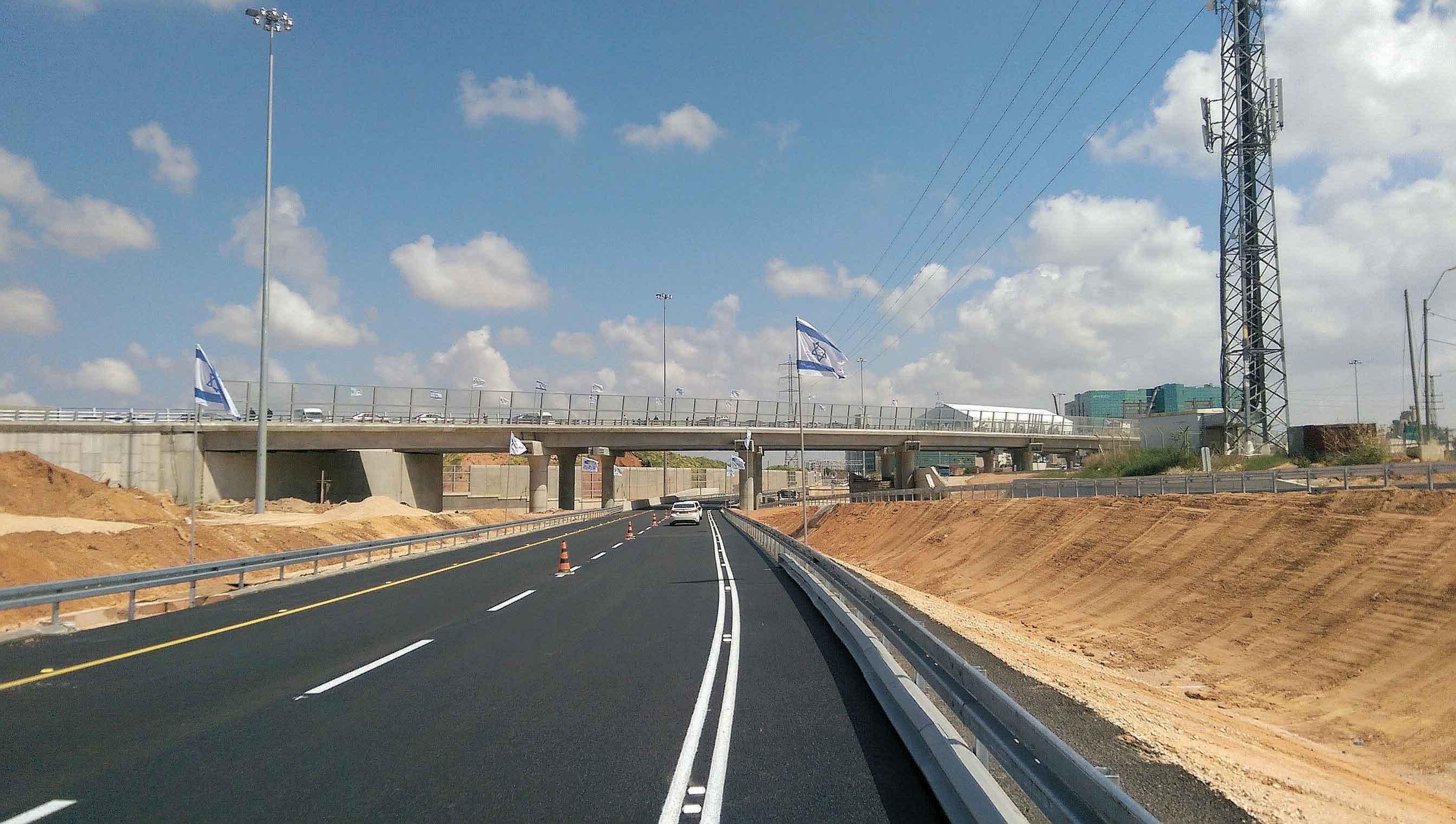 כביש 531 צילום עזרא לוי