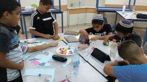תמונות מבית ספר של החופש הגדול של משרד החינוך. צילום- משרד החינוך