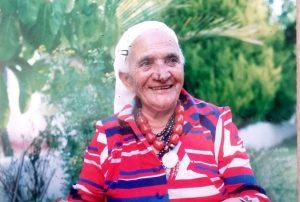 יונה נהרי סבתא של מעיין. צילום: ינון שמריהו
