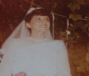 """חנה בחתונתה באיראן. צילום: פרטי באדיבות דו""""צ"""