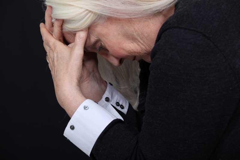 קשישה. צילום אילוסטרציה א.ס.א.פ קריאייטיב/INGIMAGE