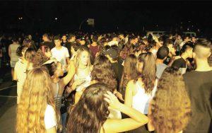 מסיבת סוף הקיץ צילום דוברות עיריית רעננה