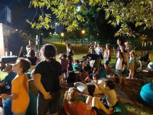אירוע הלילה ירוק ברעננה