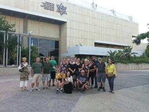 קהילת העולים מברזיל בצילום משותף