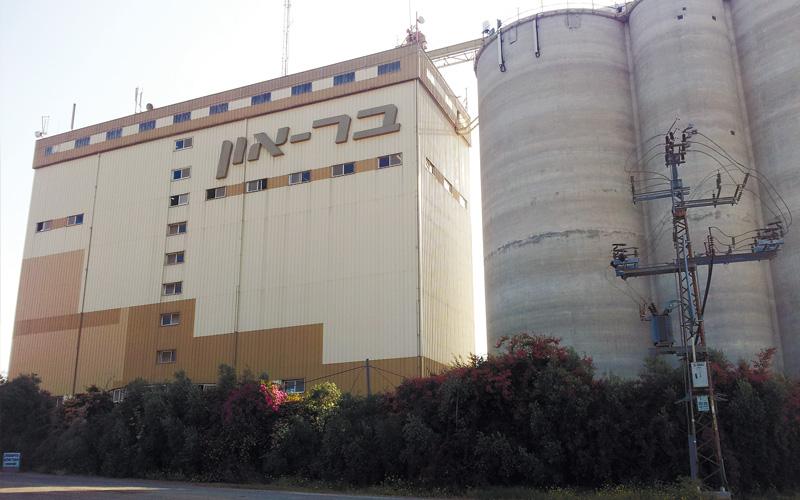 מפעל בראון צילום עזרא לוי