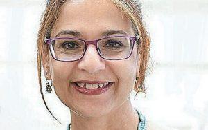 סימה פרי. צילום אורי פז