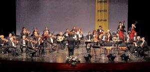 התזמורת האנדלוסית הישראלית אשדוד. צילום לימור אדרי