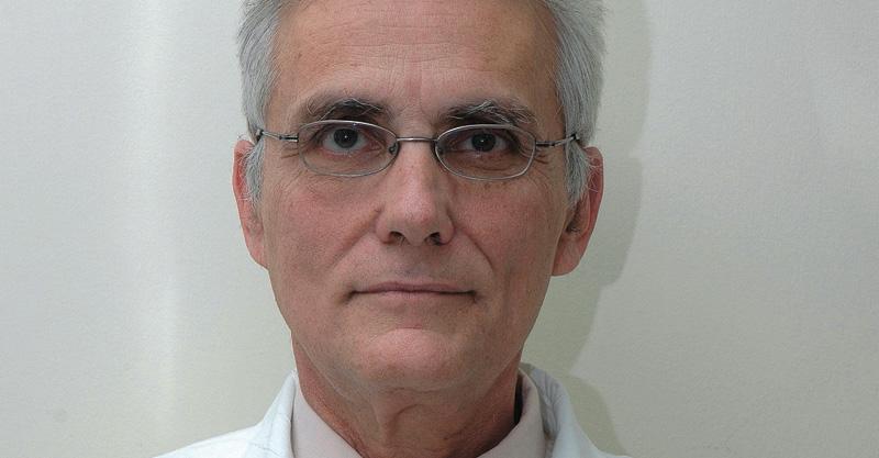 פרופסור יצהל ברנר. צילום באדיבות המרכז הרפואי מאיר