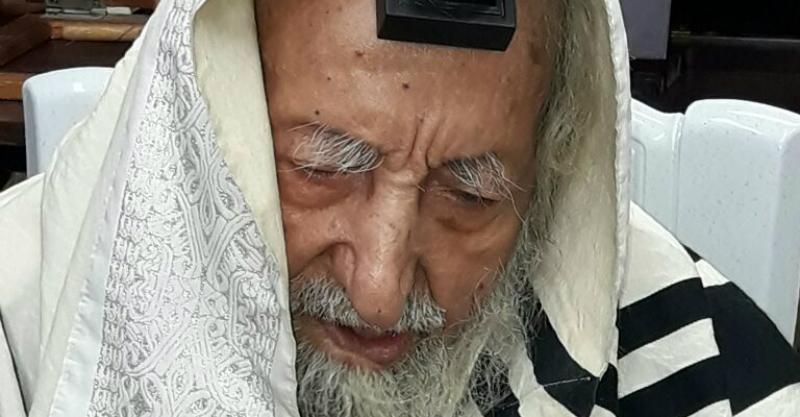 הרב אברהם לוי(ערקי)