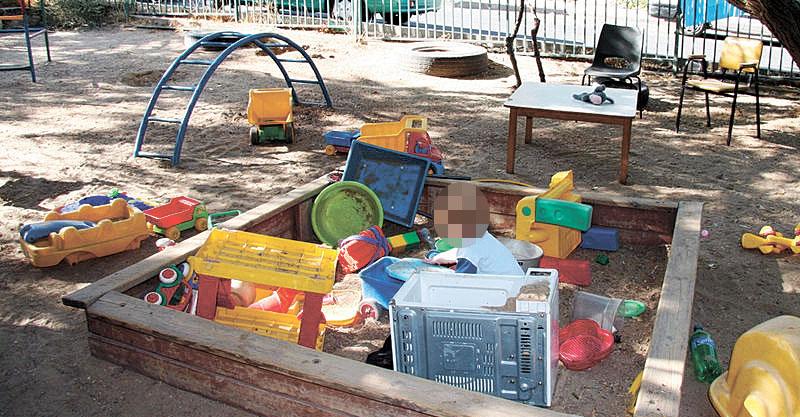 גן ילדים. צילום תמר הירדני