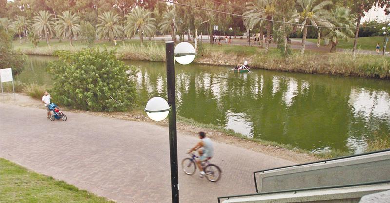 פארק הירקון צילום אסף עברון