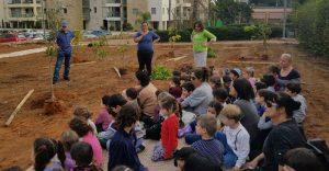 פעילות אקולוגית בעיר