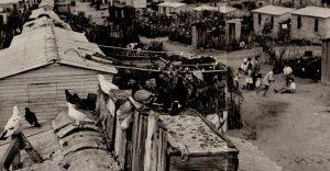 מעברת כפר נחמן צילום ארכיון רעננה