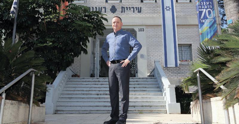 ניר קריסטל צילום עזרא לוי