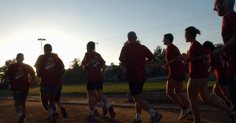 קבוצת ריצה צילום דניאל צ'צ'יק