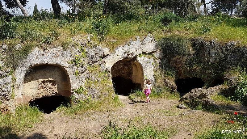 """מערות שמריהו. צילום: יוחאי כורם, אתר """"טיולי"""""""