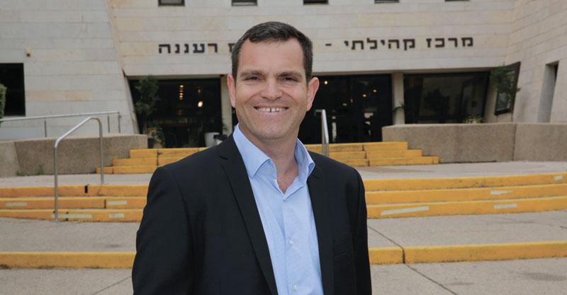 ארז ברט צילום עזרא לוי