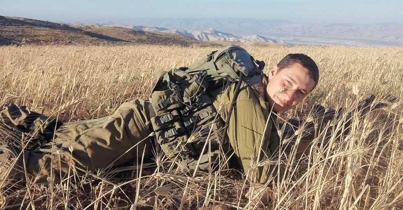 "דן עבאדי צילום דובר צה""ל"