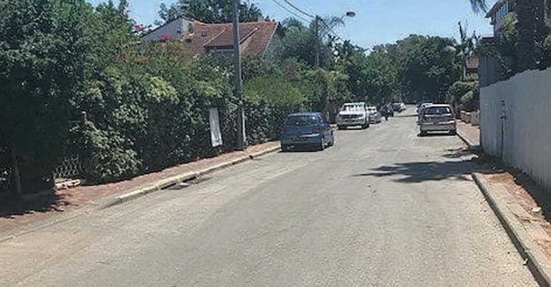 רחוב ביאליק צילום רחלה אלוביק