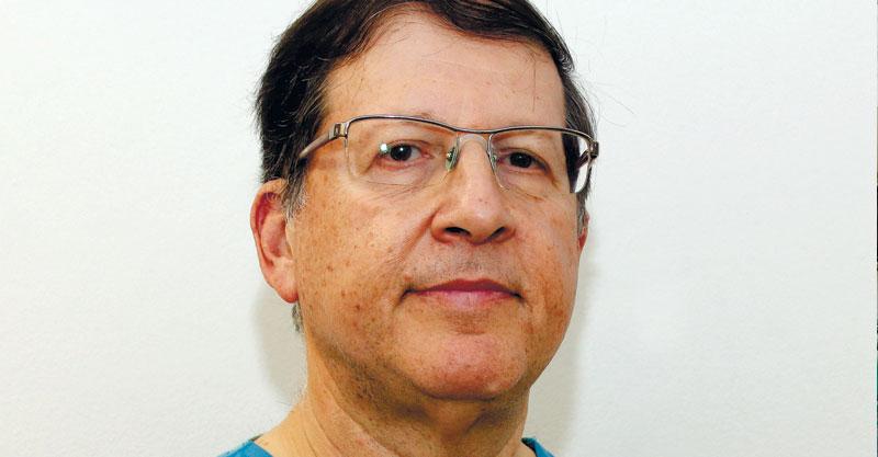 """ד""""ר שמואל ארנוןצילום מרכז רפואי מאיר"""