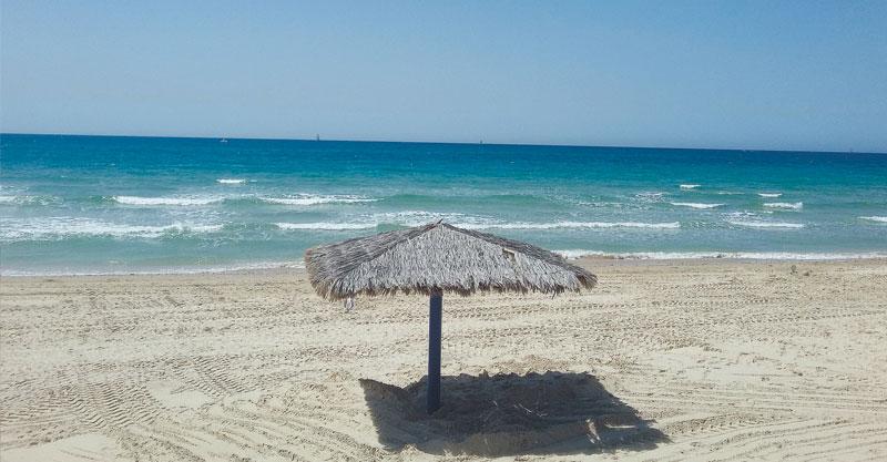 חוף סידני עלי בהרצליה.צילום שחר קהלני