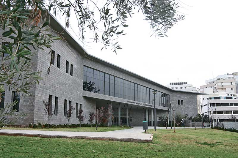 בית המשפט בהרצליה. צילום: עזרא לוי