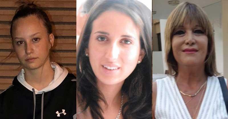 מימין: דניאלה אוהב ציון, אודרי לוי, דניאל גורביץ'. קרדיט פרטי