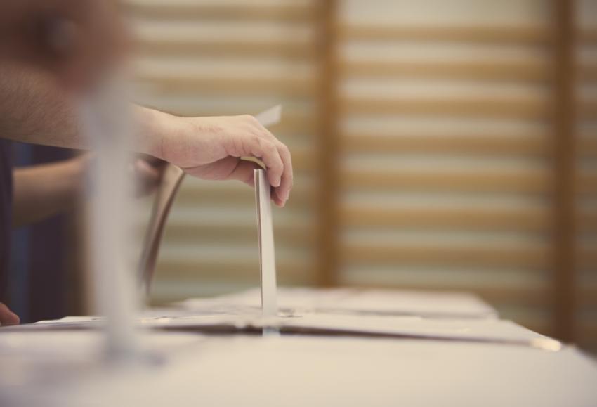 משאל בחירות 2018 ברעננה (מאגר תמונות: Shutterstock)