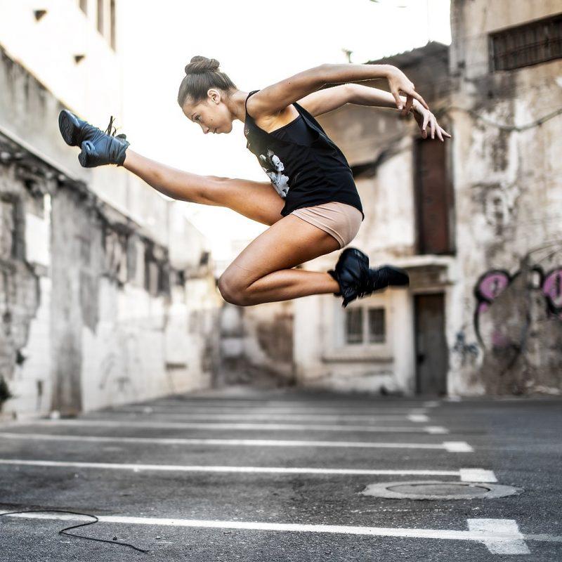 הפקה לחברת דאנס שופ. רקדנית גאיה בומר .קרדיט אורן כהן