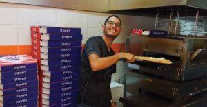 מאיר חביב מאמריקן פיצה