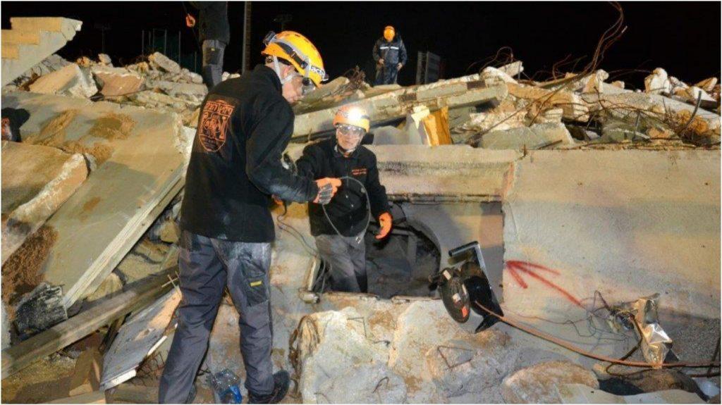 תרגיל חילוץ משותף בין יחידת החילוץ של רעננה וחברת החשמלקרדיט עיריית רעננה