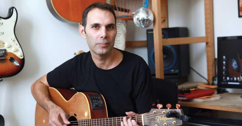 אלון מאיר מלחין צילום עזרא לוי