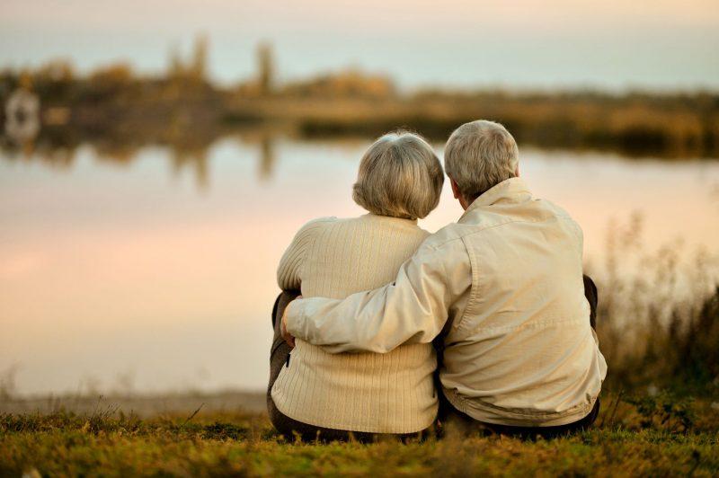 העולם שייך לגיל השלישי. תמונה ממאגר Shutterstock