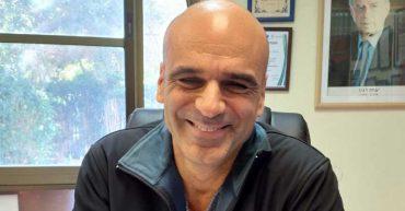 אמנון בר נתן, מנהל מטרו ווסט. צילום: נעמי נויפלד