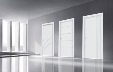 דלתות בעיצובים שונים. צילום: ARTWAIZ