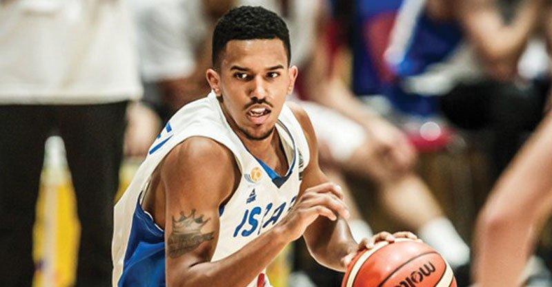 מייקל בריסקר. צילום: FIBA