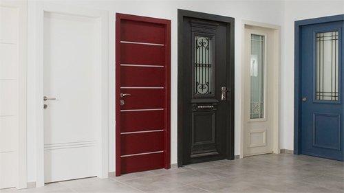 דלתות לידור. צילום: יאיר חובב