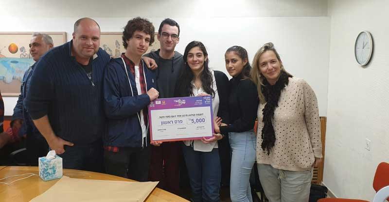 צוות מהסרטים: מגמת הקולנוע שזכתה בתחרות התסריטים הארצית ברעננה