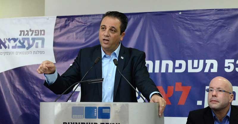 נשיא להב רועי כהן. צילום: טל קירשנבאום