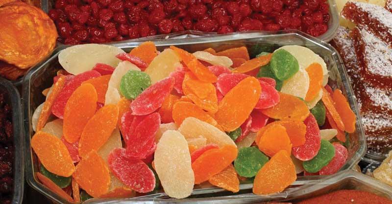 פירות יבשים. צילום אייל טואג