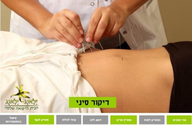 מגוון רחב של טיפולים מוצעים בילאנג ילאנג