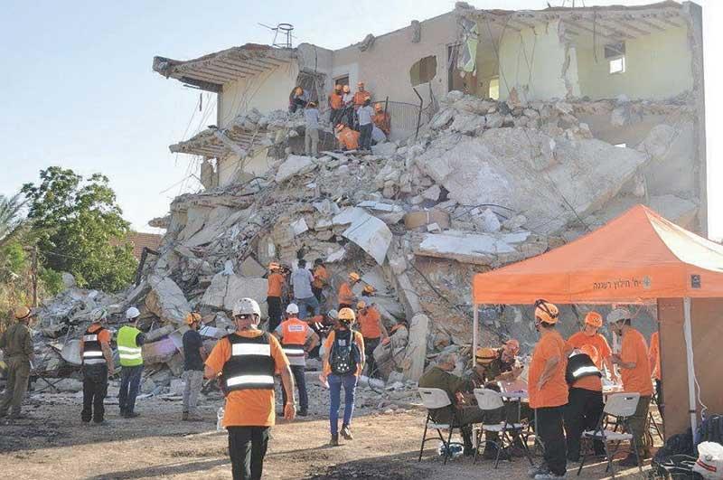 יחידת החילוץ צילום דוברות עיריית רעננה